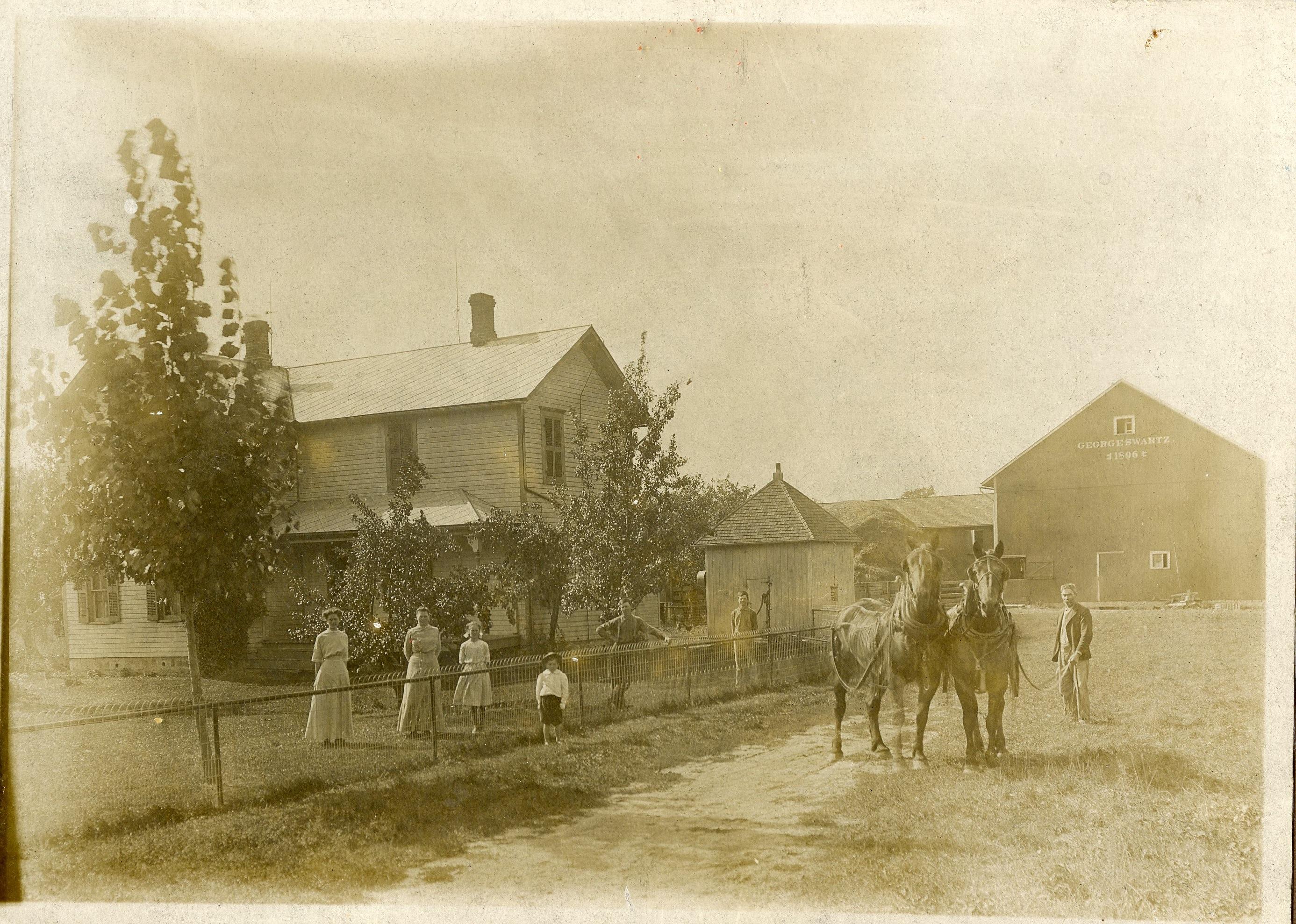 Swartz farm Main & Dowling