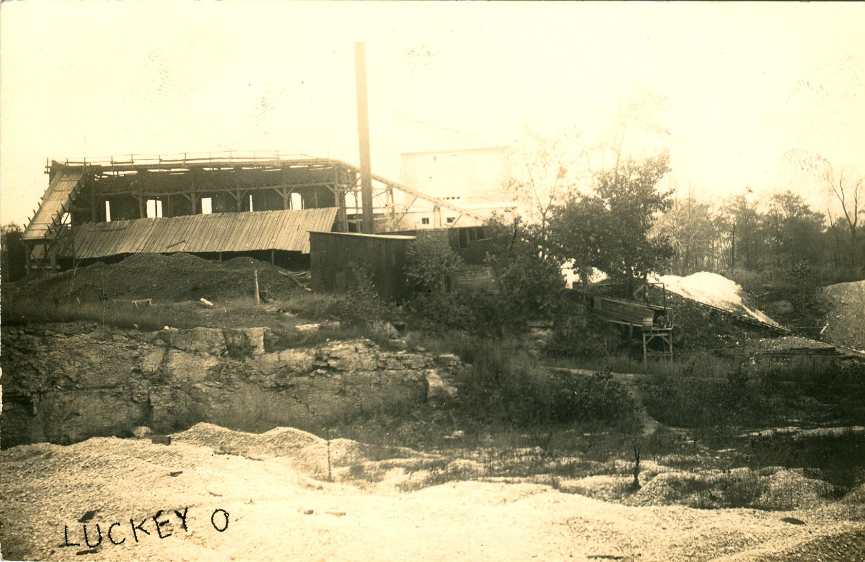 Luckey Quarry 1916