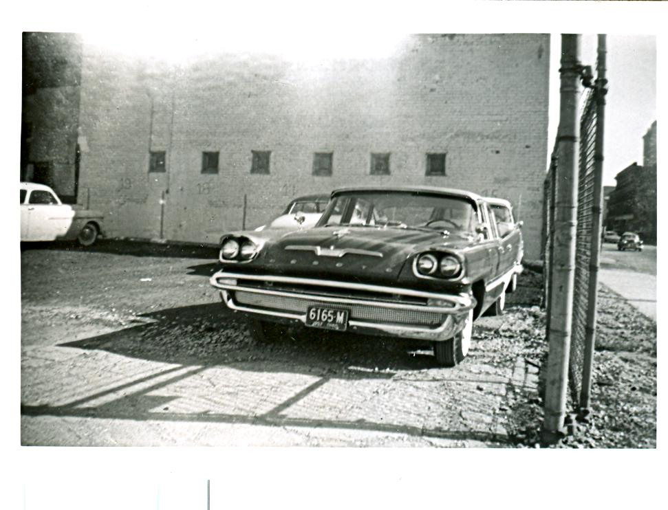 Thelma's 1957 desoto