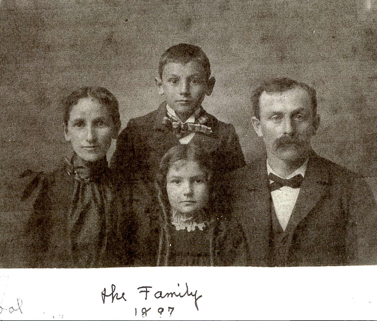 Wight family 1897