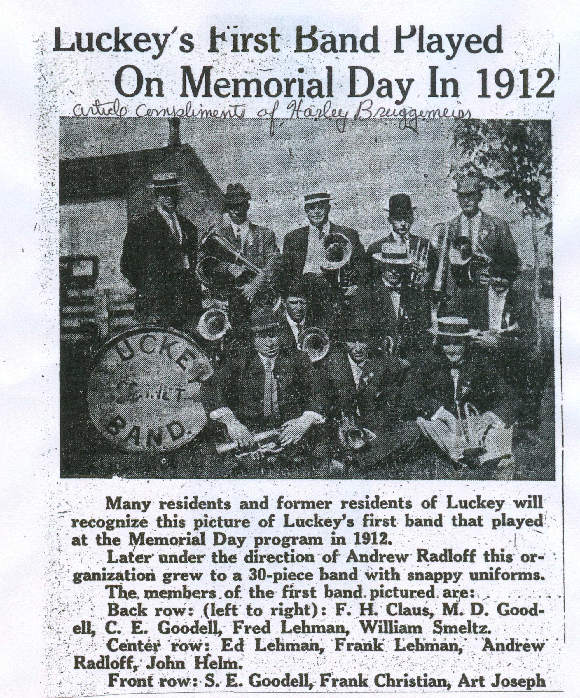 luckey band