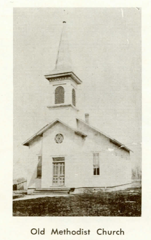 Old Methodist Church, Stony Ridge, Ohio